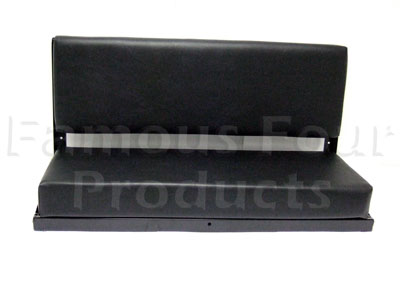 Picture of FF004820 - Rear Fold-up Vinyl Bench Seat