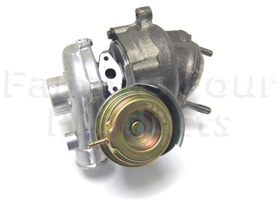 Turbocharger assy -  -