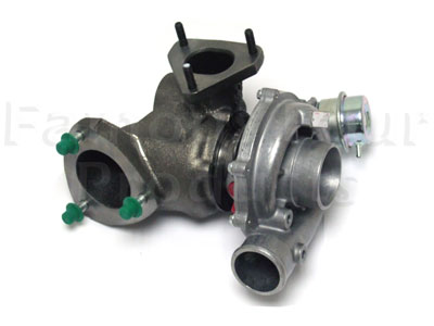 Picture of FF004879 - Turbocharger Assy TD5