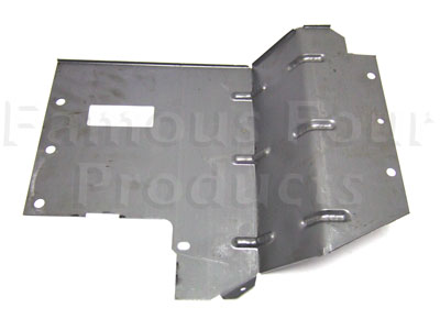 Front Under-Wing Mud Guard Panel