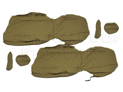 Picture of FF004901 - Front Waterproof Seat Covers