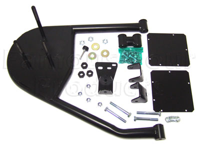 Picture of FF004906 - Swing Away Wheel Carrier for Hard Top vehicles