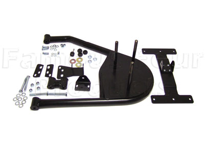 Picture of FF004907 - Swing Away Wheel Carrier for Hard Top vehicles