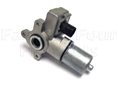 Motor Assembly - High/Low Selector