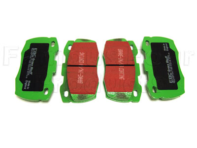 Picture of FF004919 - Green Stuff Front Brake Pads