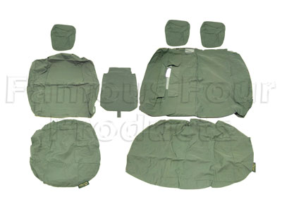 Picture of FF005026 - Waterproof Seat Cover Set
