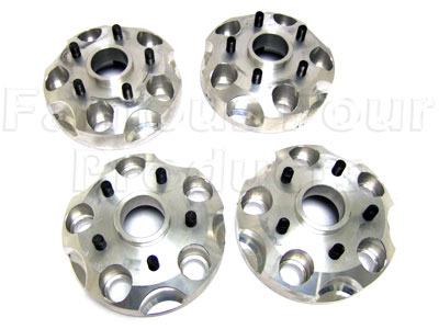 Picture of FF005046 - Wheel Adaptor & Spacer (no nuts)