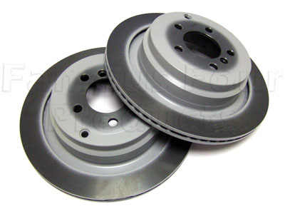 Picture of FF005058 - Rear Brake Discs