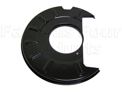 Picture of FF005061 - Front Brake Disc Shield