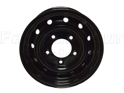 Picture of FF005069 - Wolf Steel Wheel 6.5x16