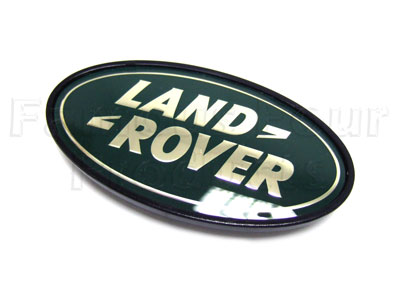Picture of FF005073 - Oval LAND ROVER Badge