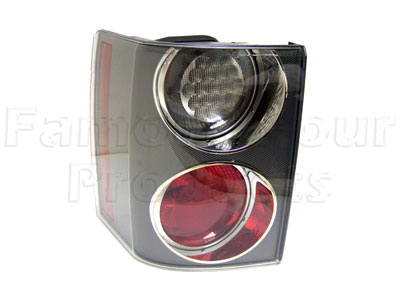Rear Light Assembly (not Supercharged) -  -