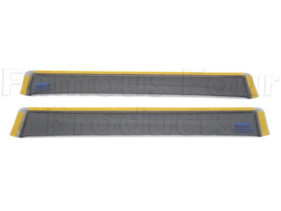 Picture of FF005177 - Climair Rear Wind Deflectors
