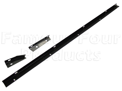 FF005190 - Front Outer Wing to Inner Wing Top Mounting Rail Kit - 3 pieces - - Range Rover Classic 1986-95 Models