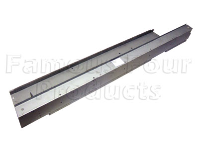 Outer Sill Panel - 4 Door