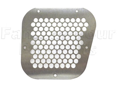 Picture of FF005224 - Stainless Steel Wing Side Intake Grille