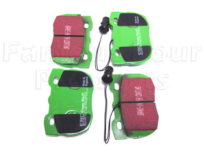 Picture of FF005311 - Green Stuff Front Brake Pads