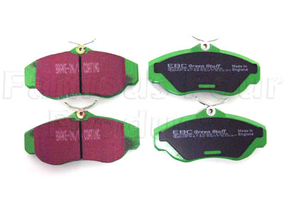 Picture of FF005323 - Green Stuff Front Brake Pads