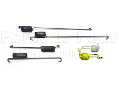 Return Spring Axle Set -  -