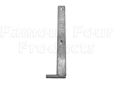 FF005335 - Hinge for drop-down rear tailgate - Land Rover Series IIA/III