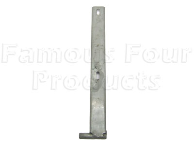 FF005336 - Hinge for drop-down rear tailgate - Land Rover Series IIA/III
