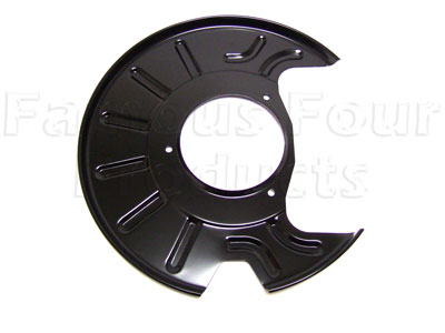 Picture of FF005337 - Front Brake Disc Shield