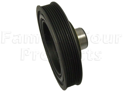 Picture of FF005339 - Crankshaft Pulley V8