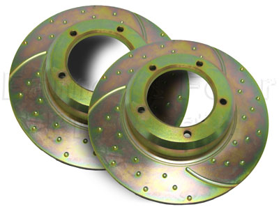 Picture of FF005402 - Front Brake Discs