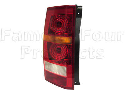 Rear Body Light Cluster Assy -  -