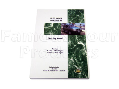 Land Rover Workshop Manual