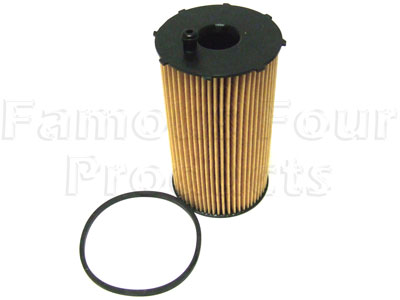 Picture of FF005438 - Oil Filter Element