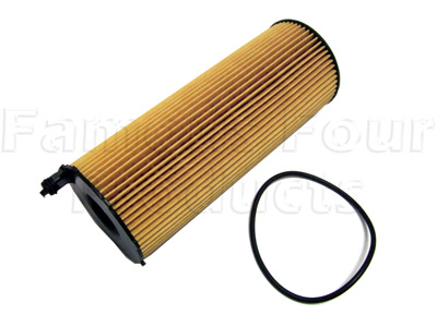 Picture of FF005450 - Oil Filter Element