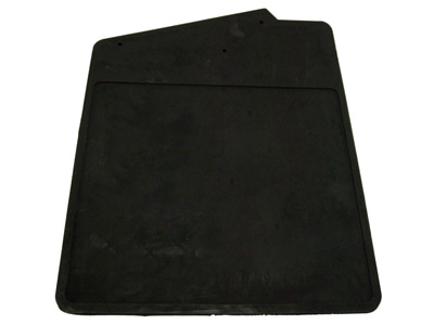 Mudflap Rubber - Rear Right Hand 90 -  -