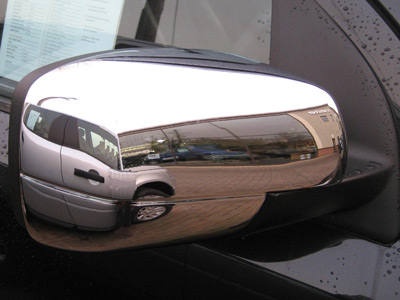 Picture of FF005479 - Door Mirror Covers - Chrome Effect