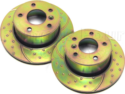 Picture of FF005485 - Front Brake Discs