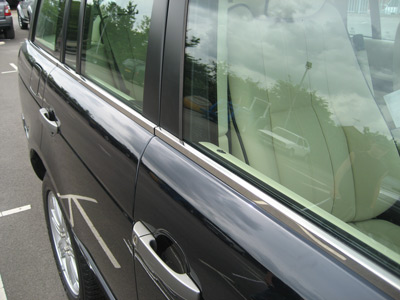 Window Trim Kit