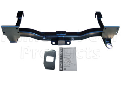 Picture of FF005573 - Tow Bar Mounting Armature - fits to chassis as a platform for towing kit