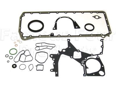 Bottom End Engine Gasket Set