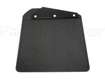 Picture of FF005647 - Mudflap Rubber & Bracket - Front Left Hand