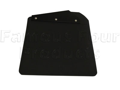 Picture of FF005648 - Mudflap Rubber & Bracket - Front Right Hand