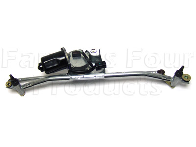 Wiper Motor and Linkage Assembly