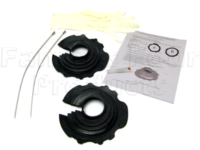 Picture of FF005661 - Swivel Gaiter Kit - Rubber