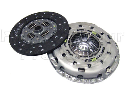 Clutch Kit - Drive Plate and Cover