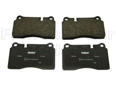 Picture of FF005721 - Brake Pads