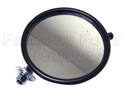 Wing Mirror Assembly - Round Type