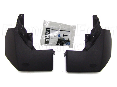 Rear Mudflap Kit