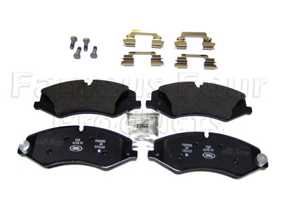 Picture of FF005760 - Brake Pads