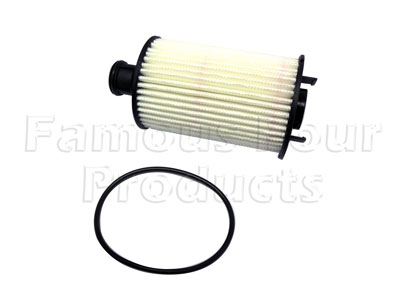 Picture of FF005772 - Oil Filter