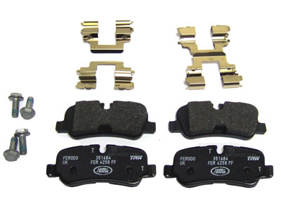 Picture of FF005780 - Brake Pads