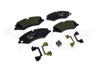 Picture of FF005789 - Brake Pads